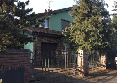 Skórzewo, ul.Kolejowa – dom 209 m2